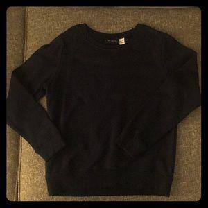 Children's Place Kids Uniform Navy Sweatshirt